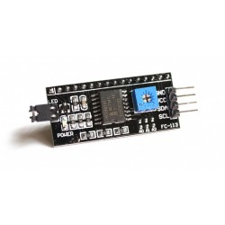 LCD I2C Shield