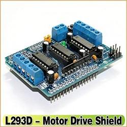 L293D Motor Driver Shield...