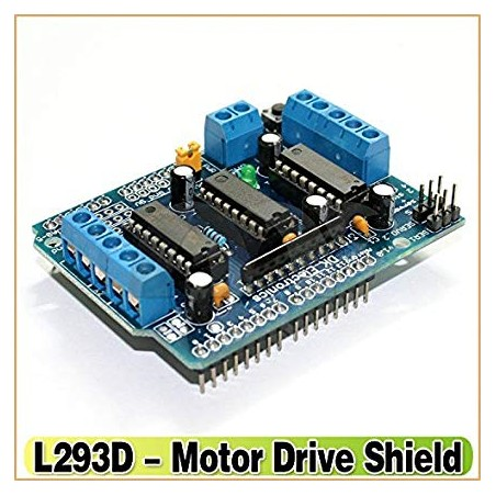 L293D Motor Driver Shield Expansion Board For Arduino Mega UNO Due