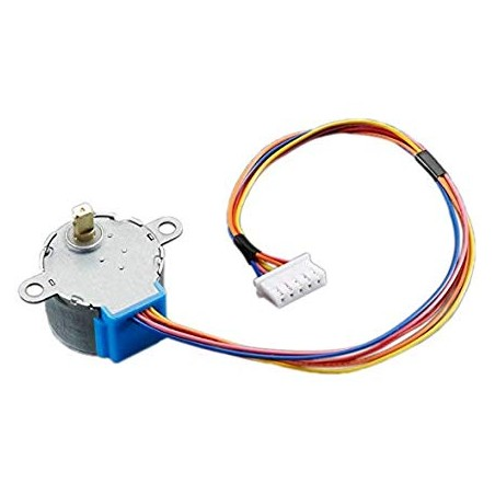 Generic DC 5V 4 Phase 5 Wire Uni Polar Stepper Motor with ULN2003 Driver Board