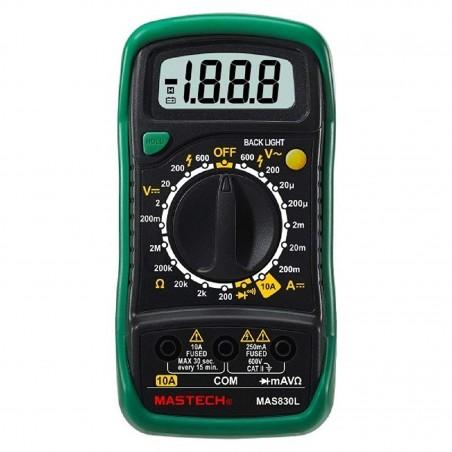 Mastech 830L Digital Multimeter