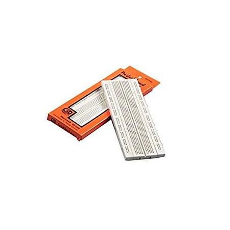Breadboard (165.1mm x 54.356mm) 830 Points