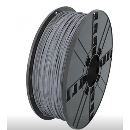 3D Printing Filament Gray PLA (Polylactide)  (1.75mm,1.00 kg)