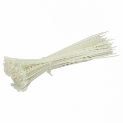 200mm Cable Tie Pack White...