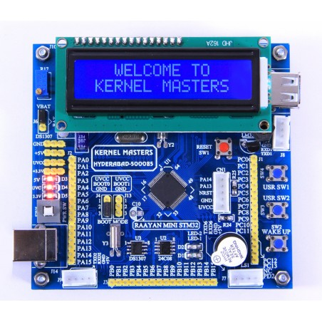Raayan Wi-Fi - STM32 Based Mini Development Board with Wi-Fi