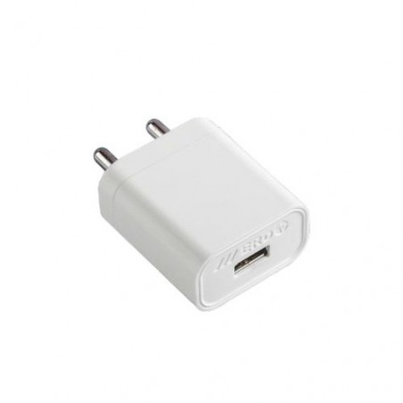 DC USB Adapter Charger for Raspberry Pi 3 Model B/RPi 2 Model B/B+ / A+ with USB to Micro USB Cable
