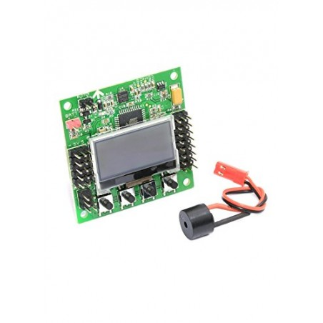 KK2.1.5 Multirotor LCD Flight Control Board with 6050MPU