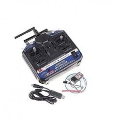 CT6B 2.4Ghz 6CH Transmitter...