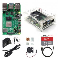 Raspberry Pi 4 Model B 4GB...