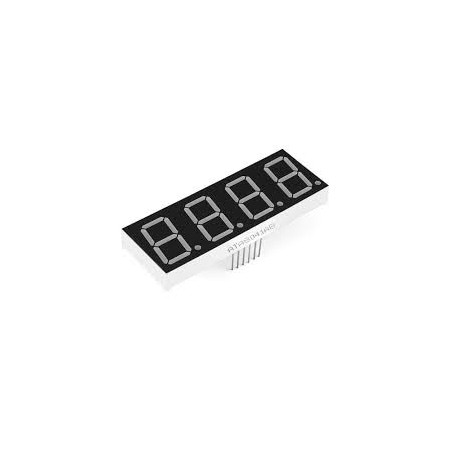 4-Digit Seven Segment Display