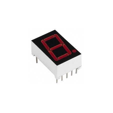 """7-Segment Display (Common Cathode, 0.5"""")"""