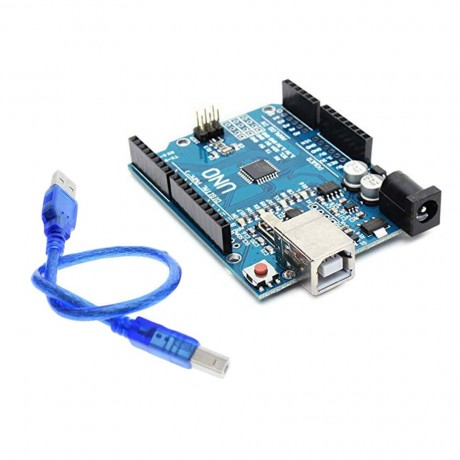 UNO R3 SMD Board compatible with Arduino Development Board with USB cable
