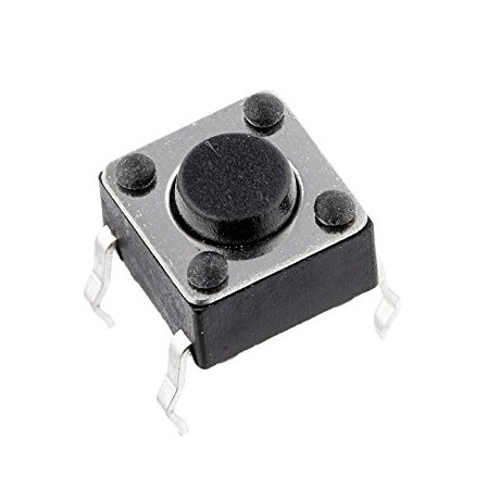 Tactile Push Button Switch 12x12x7.3mm - 5P