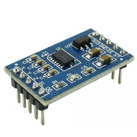 MMA7361 Angle Acceleration Sensor Module (Replace MMA7260 Acceleration Module)