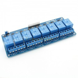8 Channel Isolated 5V 10A...