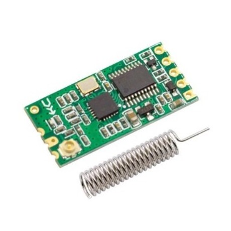 HC-11 CC1101 433MHz Wireless Transceiver RF Serial UART Module