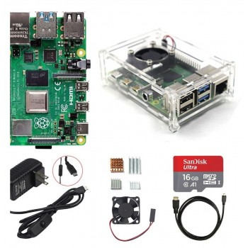 Raspberry Pi 8 Model B 8GB...