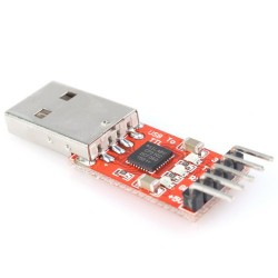 CP2102 USB 2.0 to TTL UART...