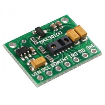 MAX30100 Pulse Oximeter...