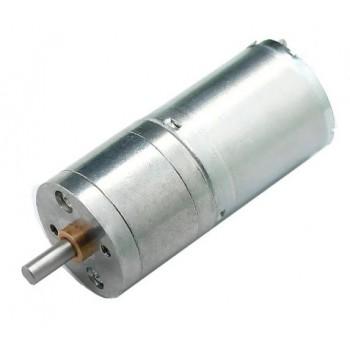 12 RPM DC Gear Motor 6v