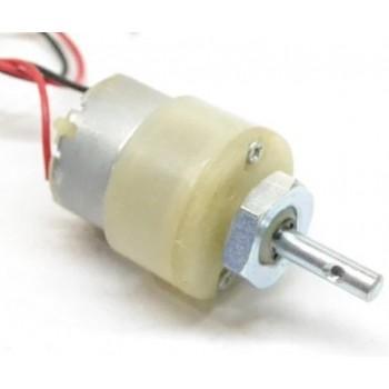 DC Motor – 60RPM – 12Volts