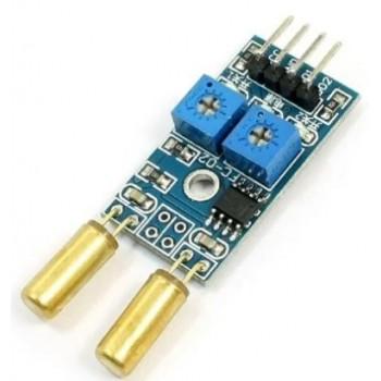 2 Channel Tilt Sensor Module