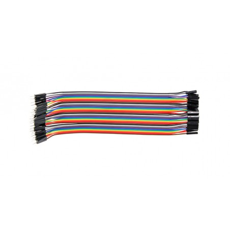 Jumper Wires Male to  Female 40 wire