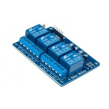 4 Channel Isolated 5V 10A...