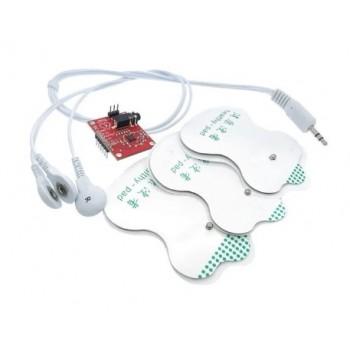ECG Module AD8232 Heart ECG...