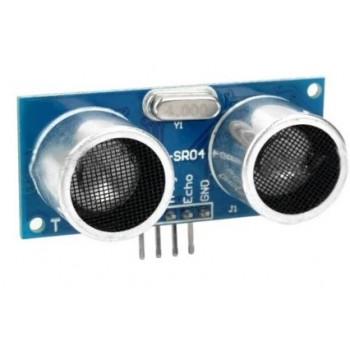 HC-SR04-Ultrasonic sensor