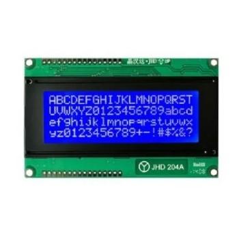 20×4 character LCD Display...