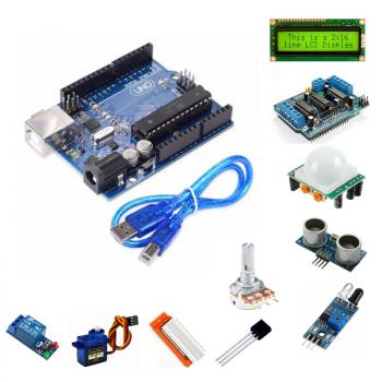 Arduino UNO Starter Kit 101
