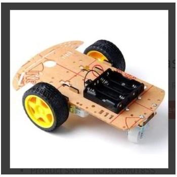 Smart Robot Car Chassis Kit...